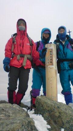 塩見岳09,12,30 004