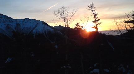 塩見岳09,12,30 014