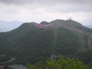 茶臼山と岩古谷山 002