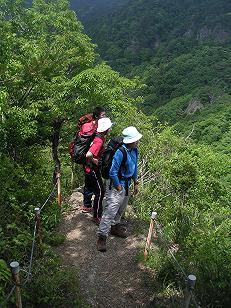 茶臼山と岩古谷山 018