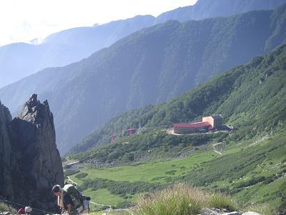 木曽駒ヶ岳10,8 009