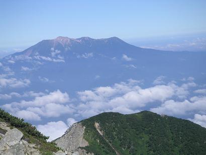 木曽駒ヶ岳10,8 014