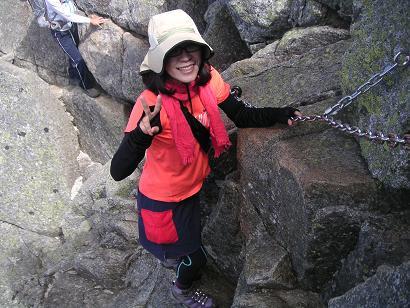 木曽駒ヶ岳10,8 018