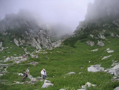 木曽駒ヶ岳10,8 020