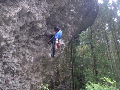 鳳来鬼岩2011,6,4 005