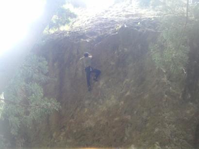 鳳来鬼岩2011,6,4 010