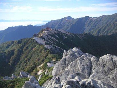 燕岳2011,9,15 035