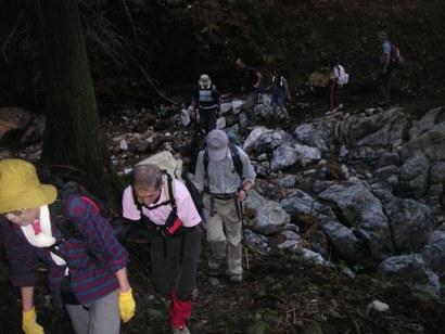 市民トレック御池岳2011,10 004
