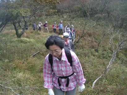 市民トレック御池岳2011,10 029