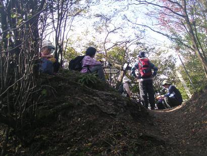 市民トレック御池岳2011,10 038