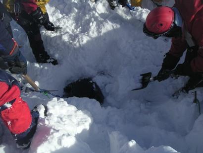 東三雪上訓練2011,12 011