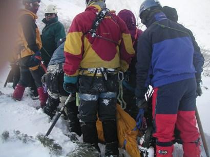 東三雪上訓練2011,12 012