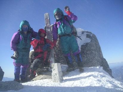 空木岳2011,12冬山合宿 021