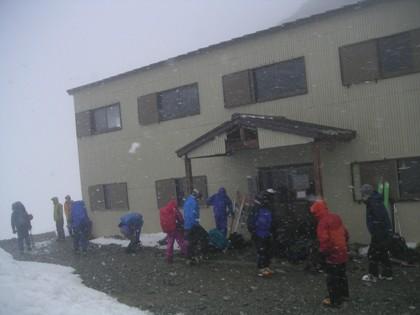 春山合宿剣岳2012,5 004