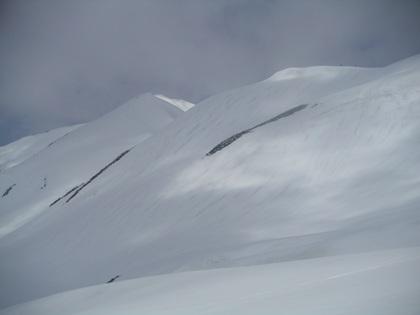 春山合宿剣岳2012,5 015