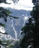 融水でハンノキ滝もくっきり