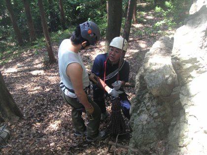 救助訓練立岩2012、6,10 008