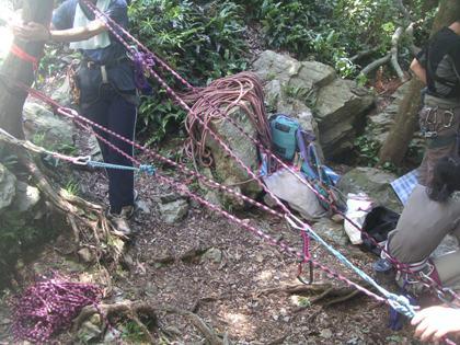 救助訓練立岩2012、6,10 011