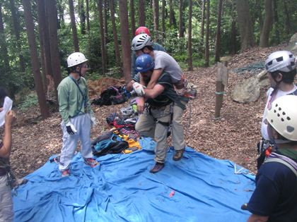 救助訓練立岩2012、6,10 013