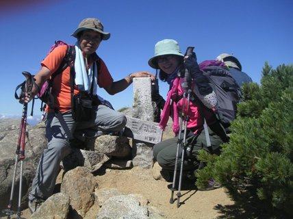 三の沢岳2012、8、4 013
