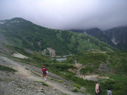 唐松岳2012、8、 008