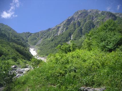 北岳2012、8、 004
