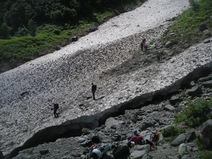 北岳2012、8、 006