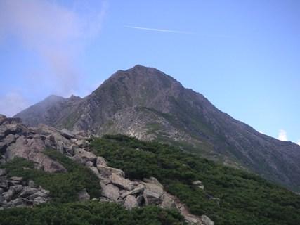 北岳2012、8、 020