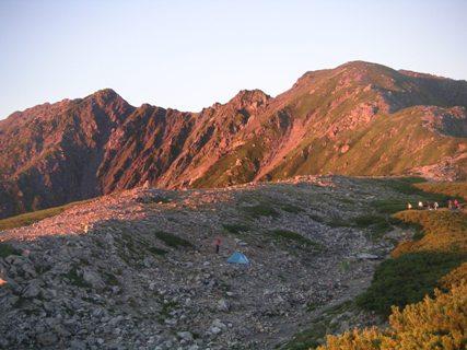 北岳2012、8、 029