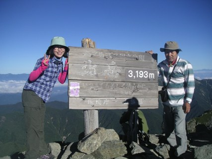 北岳2012、8、 038
