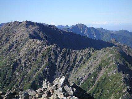北岳2012、8、 039