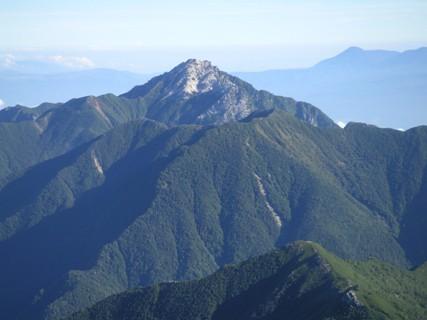 北岳2012、8、 043