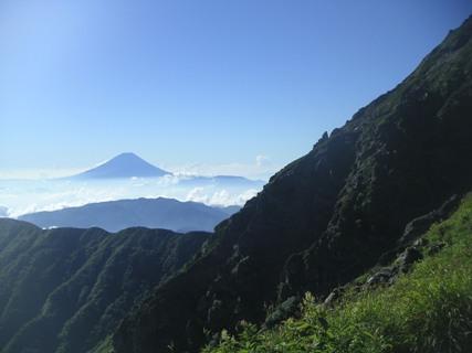 北岳2012、8、 046