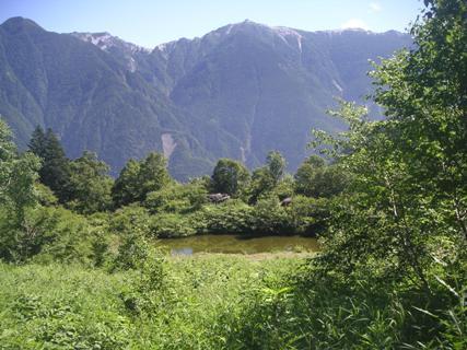 北岳2012、8、 048