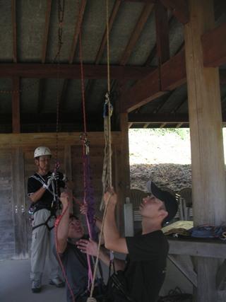 山岳レスキュー講習会2012,9 001
