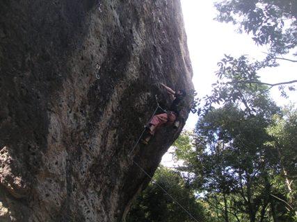 ガンコ岩2012,10,8 010