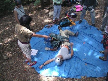 救助訓練立岩2012、6,10 012