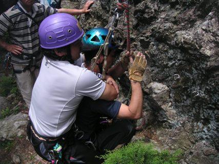救助訓練立岩2012、6,10 014