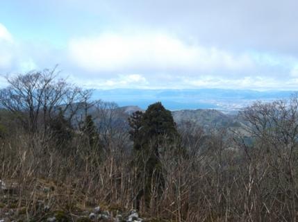 霊仙山2013,4,21 005