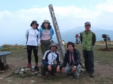 竜ヶ岳2013,5,18 026