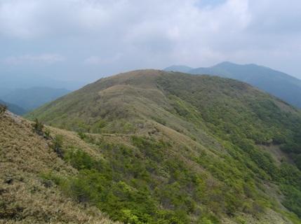 雨乞岳2013、5、26 020