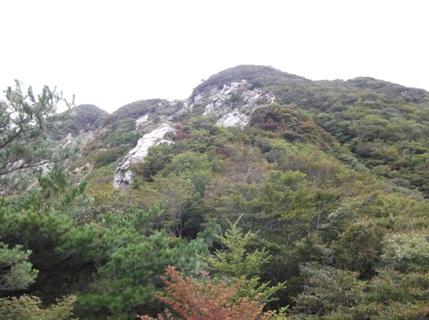 釈迦ヶ岳2013,9,29 005