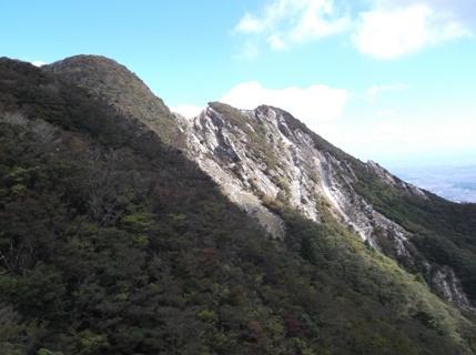 釈迦ヶ岳2013,9,29 013