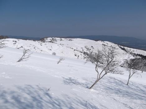 竜ヶ岳2014,2、16 010