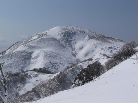 竜ヶ岳2014,2、16 012