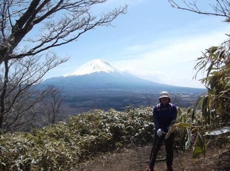 山梨竜ヶ岳2014,4,12 019