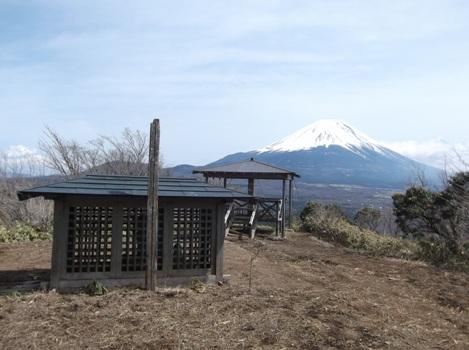 山梨竜ヶ岳2014,4,12 039