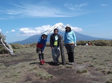 竜ヶ岳2014、5、17 016