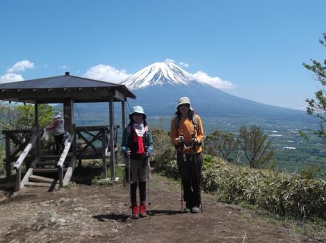 竜ヶ岳2014、5、17 020