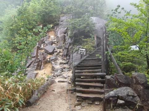 南木曽岳2014、6,22 009